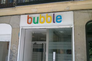 Luminoso Exterior Bubble