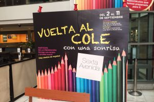 Photocall vuelta al cole